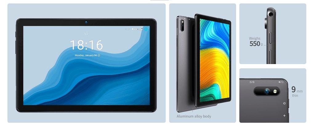 2021 03 01 17 14 13 Bmax maxpad i10 unisoc t610 octa core 4gb ram 64gb rom 4g lte 10.1 inch android