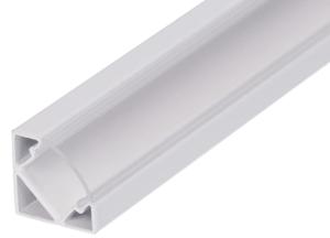 2021 03 03 10 45 55 Set  LED Profil 100cm Profil LED 45 fuer LED Streifen Aluminium led Profil  A