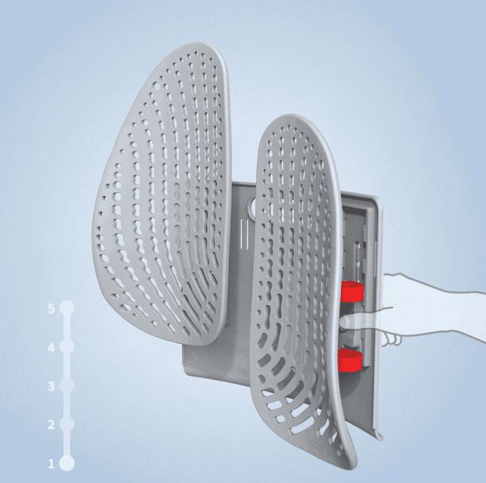 2021 03 17 11 25 43 LERAVAN Leband Neue Ergonomische Verstellbare Rueckenlehne Taille Korrektur Haltu