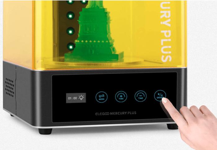 2021 03 19 11 13 27 ELEGOO Mercury Plus 2 in 1 Waschen und Aushaerten Maschine fuer LCD DLP SLA 3D Ged