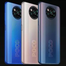 Poco X3 Pro Rückseite Varianten