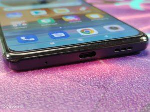 Xiaomi Redmi Note 10 Pro Lautsprecher und blickwinkelstabiles Display