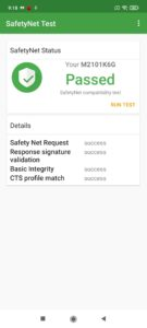Screenshot 2021 03 09 09 18 01 192 org.freeandroidtools.safetynettest