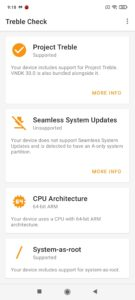 Xiaomi Redmi Note 10 Pro Screenshoots des Systems