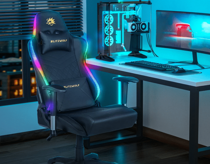 2021 04 23 00 23 56 Blitzwolf bw gc8 gaming chair with 7 rgb lights effect 160max reclining 2d aju