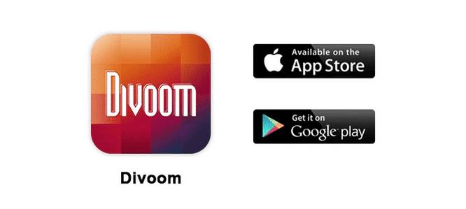 Divoom Pixoo Slingbag App