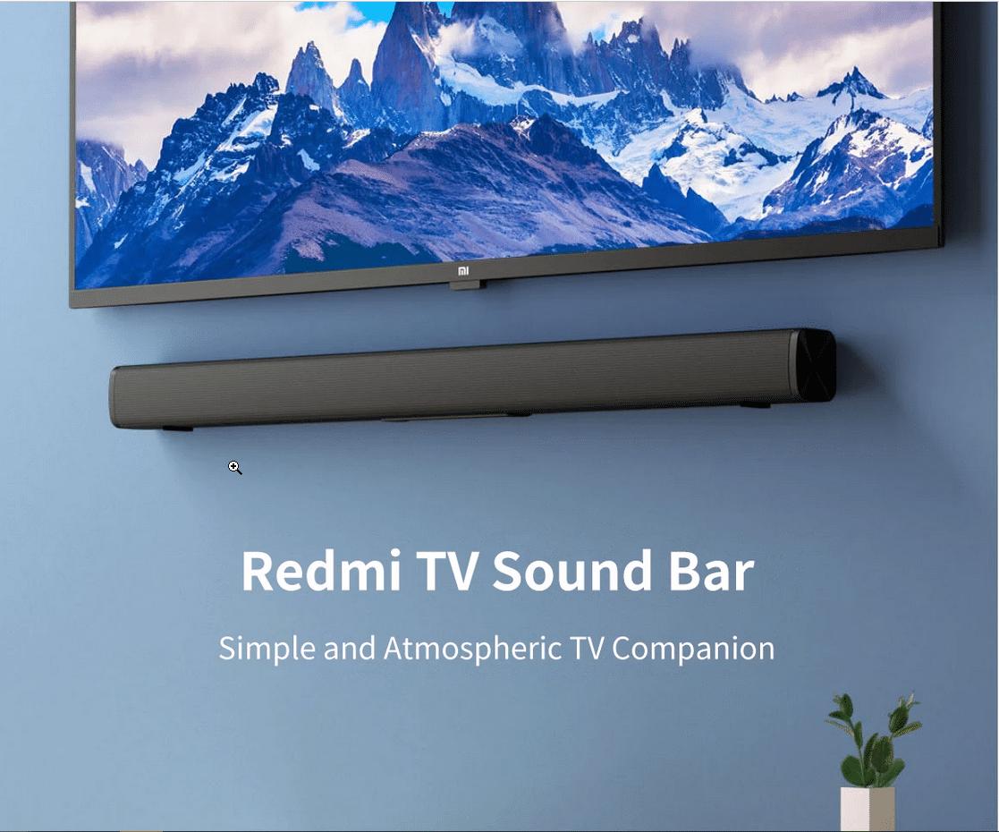 Xiaomi Redmi TV Soundbar Frontansicht