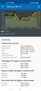 Xiaomi Mi 11 Ultra Screenshots System