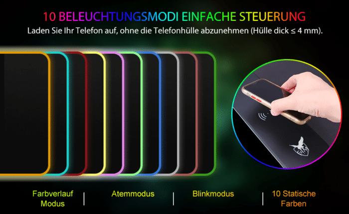 2021 05 10 09 40 43 ICETEK RGB Gaming Mauspad XXL LED Mousepad Grosses 800 x  Amazon.de  Computer  Z