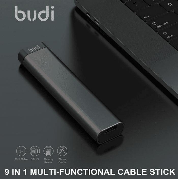 2021 05 12 12 24 36 BUDI Multi funktion Smart Adapter Karte Lagerung Datenkabel USB Box Universal 15