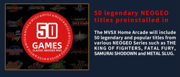 2021 05 18 23 31 30 SNK MVSX Arcade Machine 50 SNK Classic Spiele