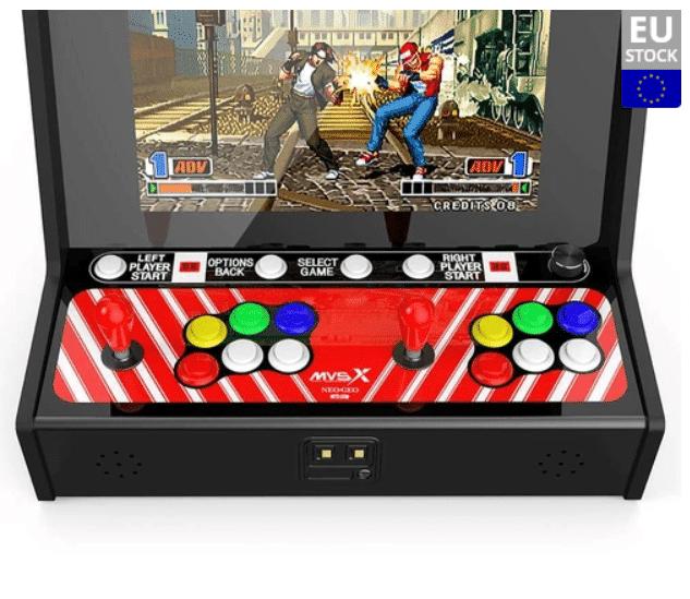 2021 05 18 23 35 10 SNK MVSX Arcade Machine 50 SNK Classic Spiele