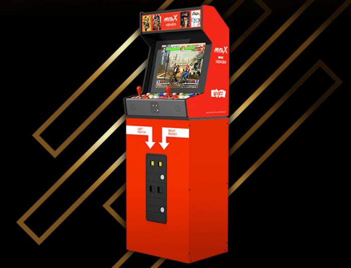 2021 05 19 23 56 29 SNK MVSX Arcade Machine 50 SNK Classic Games