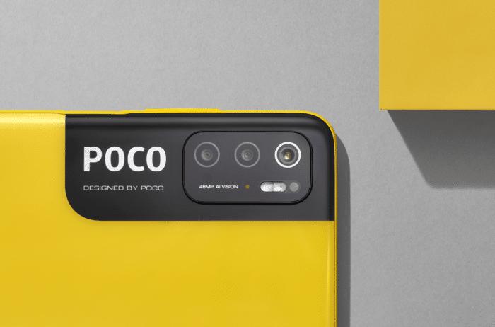 Poco M3 Pro 5G Kamera Setup
