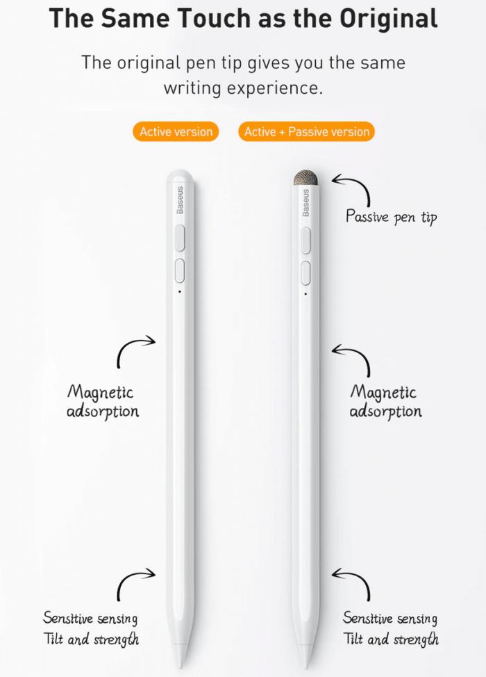 Baseus Apple Pen Aufbau
