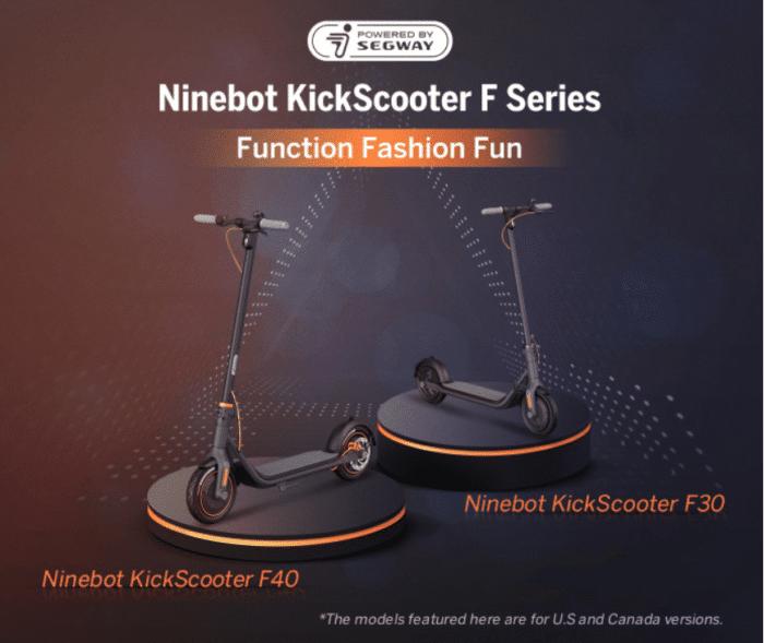2021 05 26 18 48 40 Ninebot KickScooter F Series  Function Fashion Fun   Indiegogo