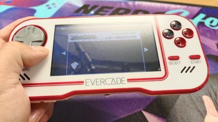 Evercade Blaze Display