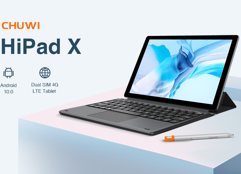Chuwi HiPad X Produkfoto