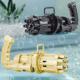 Seifenblasen-Minigun ab 5,00€ (Batteriebetrieben, kompakt)
