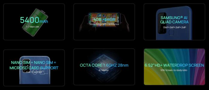 2021 06 02 15 43 57 Neue DOOGEE X96 Pro Handys 4GB RAM 64GB ROM Octa Core 13MP Quad Kamera Smartphon