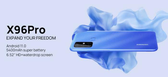 2021 06 02 15 44 24 Neue DOOGEE X96 Pro Handys 4GB RAM 64GB ROM Octa Core 13MP Quad Kamera Smartphon