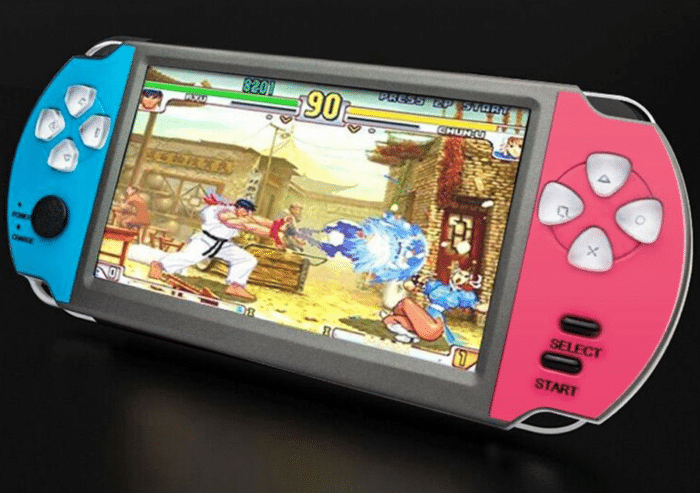 Arcade Game Console Emulation