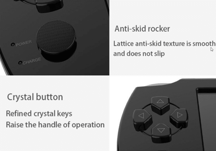 Arcade Game Console Buttons