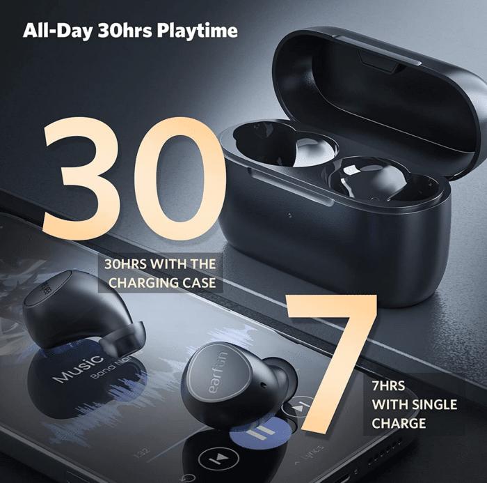 2021 06 08 11 43 58 EarFun Free 2 Bluetooth Kopfhoerer Kabellos In Ear  Amazon.de  Elektronik 1