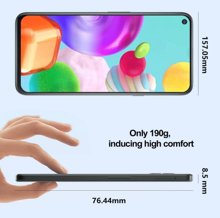 2021 06 08 14 13 55 CUBOT C30 Smartphone ohne Vertrag 8  128 GB48MP AI  Amazon.de  Elektronik