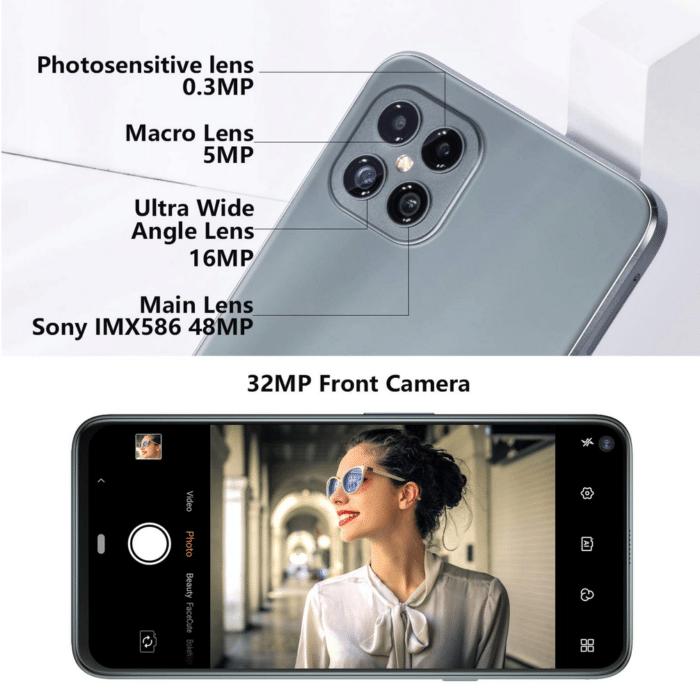 2021 06 08 14 14 22 CUBOT C30 Smartphone ohne Vertrag 8  128 GB48MP AI  Amazon.de  Elektronik