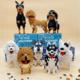 Klemmbaustein-Haustiere ab 10,42€ (Nano-Klemmbausteine, Hunde, Katzen)