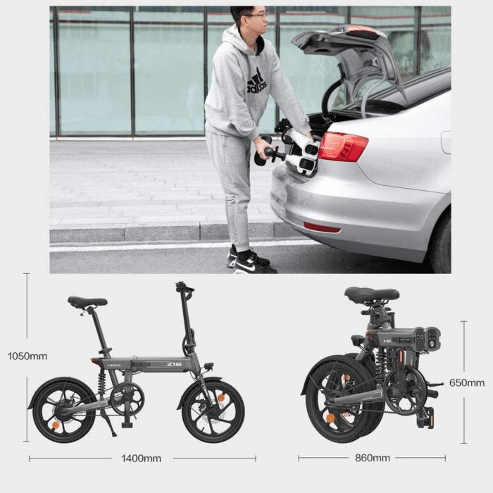 2021 06 10 14 22 17 HIMO Z16 Faltbares Elektrofahrrad fuer Erwachsene Maenner Ebike mit Abnehmbarer 3