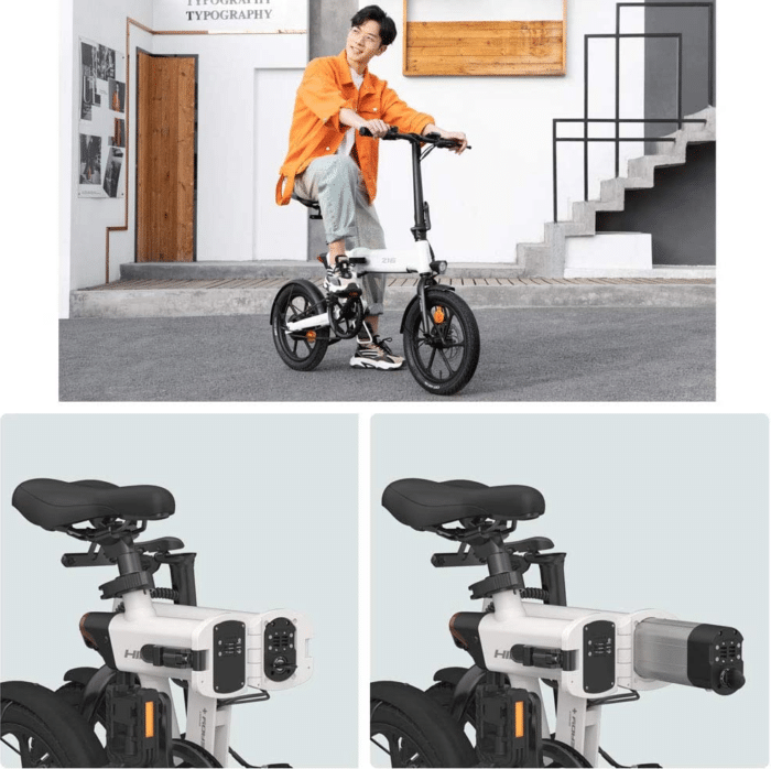 2021 06 10 14 23 44 HIMO Z16 Faltbares Elektrofahrrad fuer Erwachsene Maenner Ebike mit Abnehmbarer 3