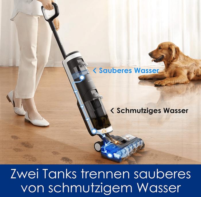2021 06 10 15 13 54 Amazon.de  Tineco Smart kabelloser Nass Trocken Sauger Floor One S3 Aufladbarer