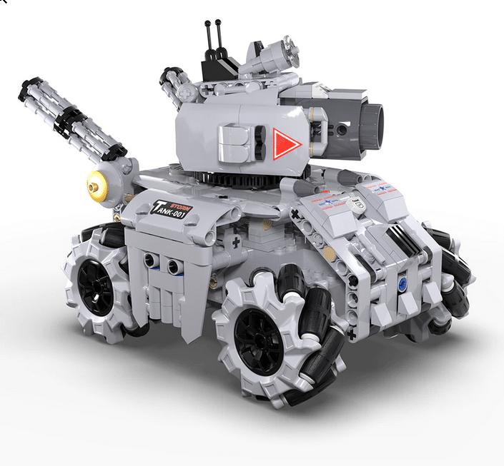 CaDA Storm Tank