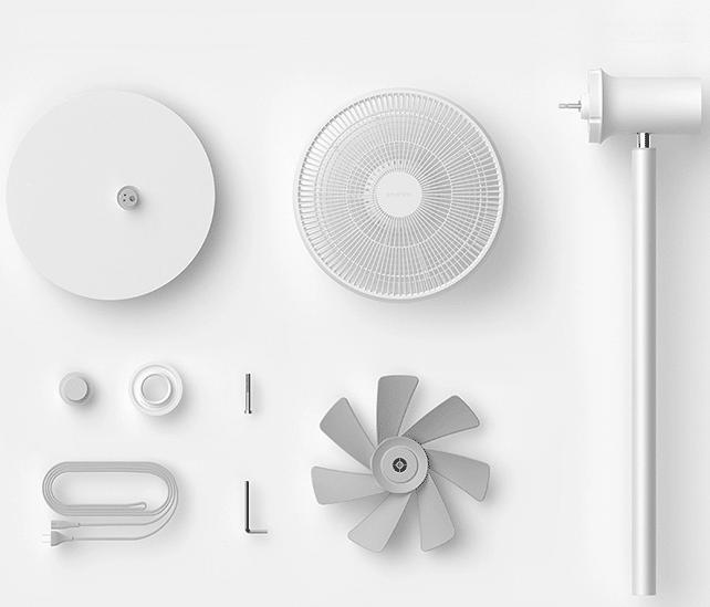 Xiaomi Fan 2 Aufbau
