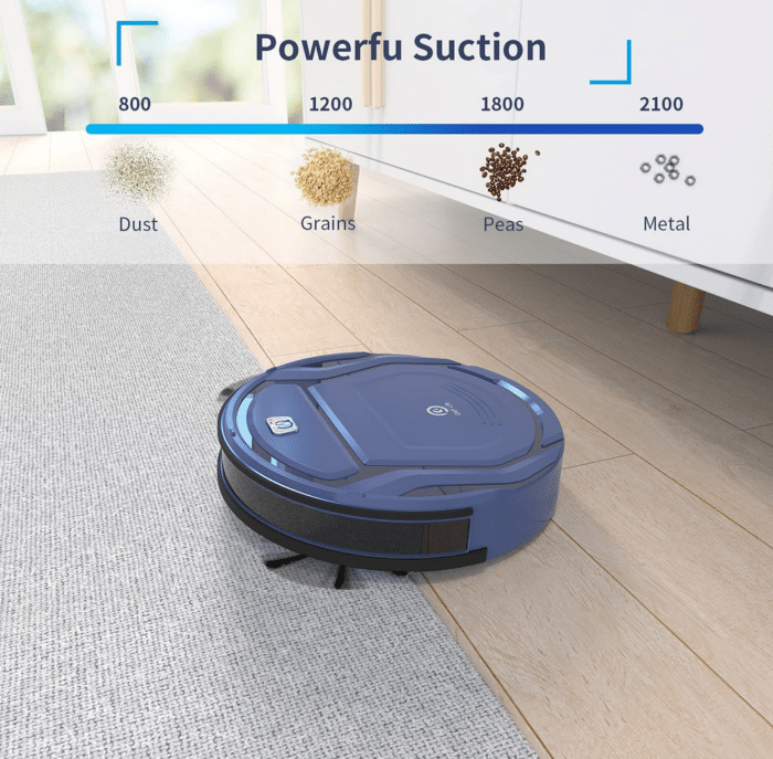 2021 06 14 15 47 48 Amazon.de  Saugroboter 2100Pa Staubsauger Roboter mit WLAN Superschlank Staubsa
