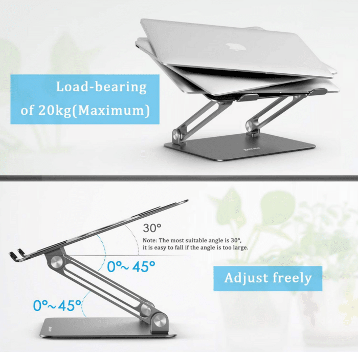 2021 06 28 13 46 20 BoYata Laptop Staender Aluminium Hoehenverstellbarer  Amazon.de  Computer  Zubeh