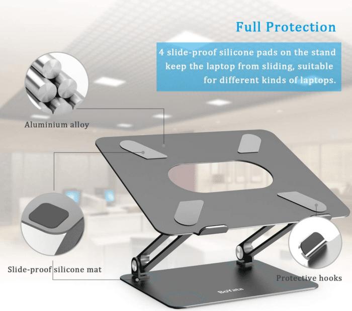 2021 06 28 13 54 17 BoYata Laptop Staender Aluminium Hoehenverstellbarer  Amazon.de  Computer  Zubeh
