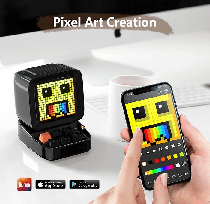 Divoom Ditoo Pixelart Display
