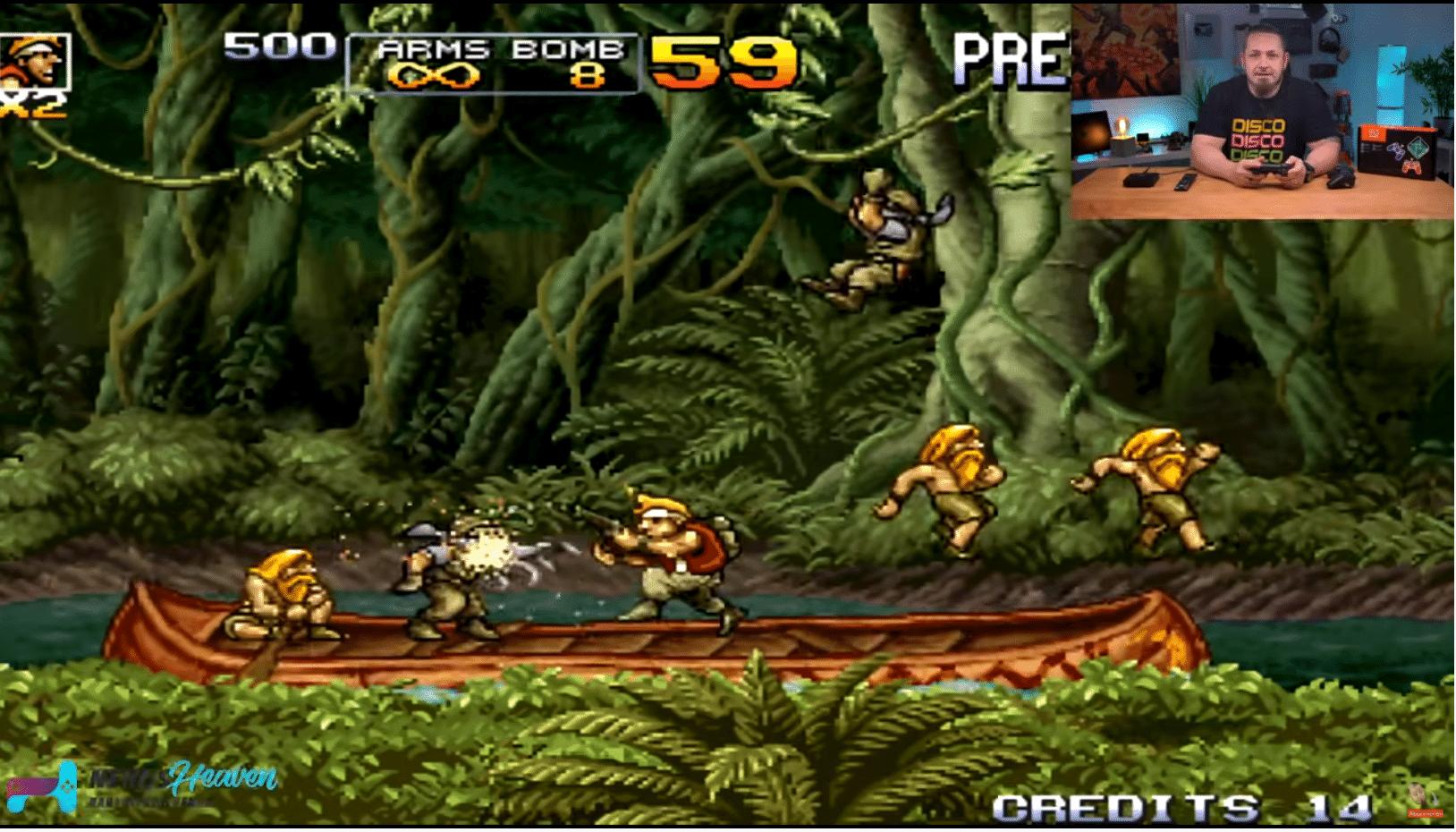 Gamebox G5 System Emulation