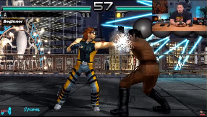 Gamebox G5  Emulation