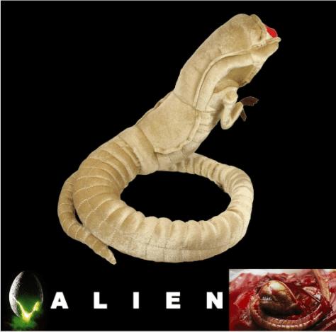 Alien Chestburster Plüschfigur