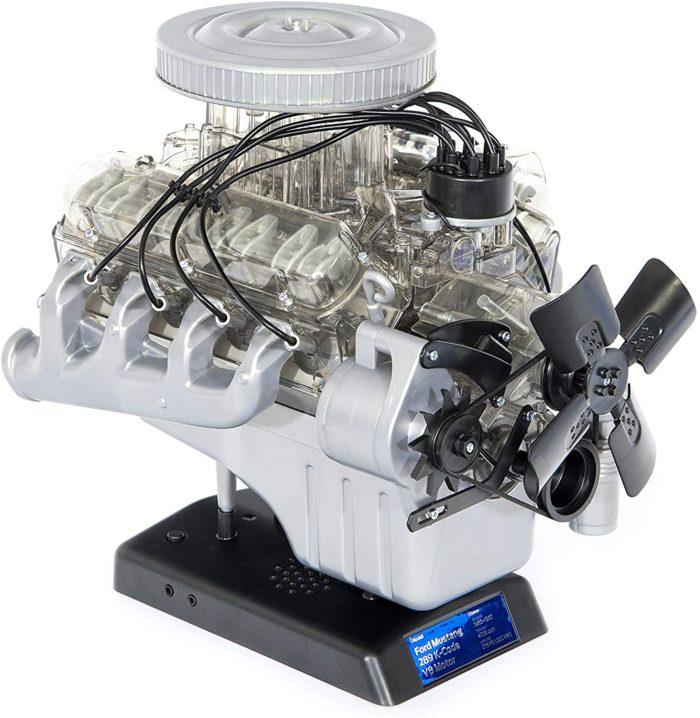 Modellbau-Motoren Ford Mustang