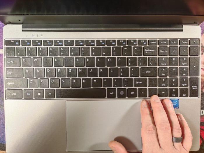 KUU A10 Tastatur