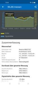 Realme GT 5G Screenshoots Konnektivität