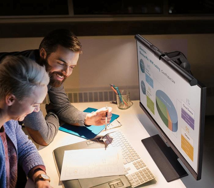 BenQ - Screenbar/Monitorlampe