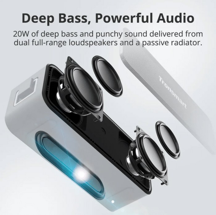 2021 07 02 10 50 48 Tronsmart element t2 plus portable wireless bluetooth speaker stereo soundbar su