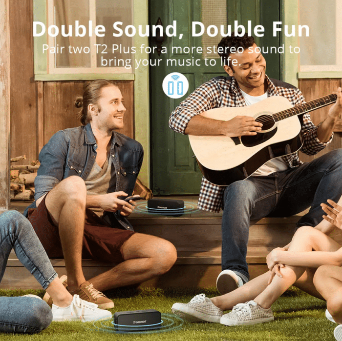 2021 07 02 10 50 57 Tronsmart element t2 plus portable wireless bluetooth speaker stereo soundbar su