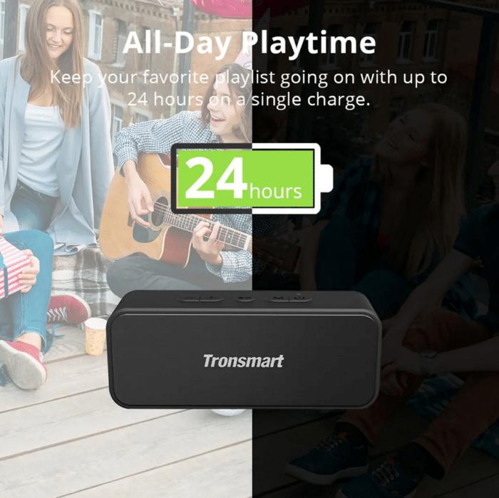 2021 07 02 10 51 59 Tronsmart element t2 plus portable wireless bluetooth speaker stereo soundbar su